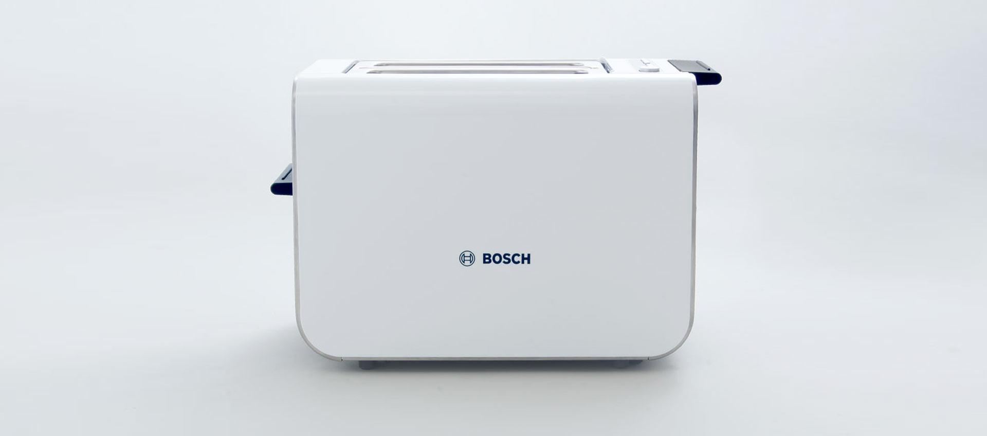 Industriedesigner daniels + erdwiens Toaster TAT-8 für Bosch Siemens Hausgeräte
