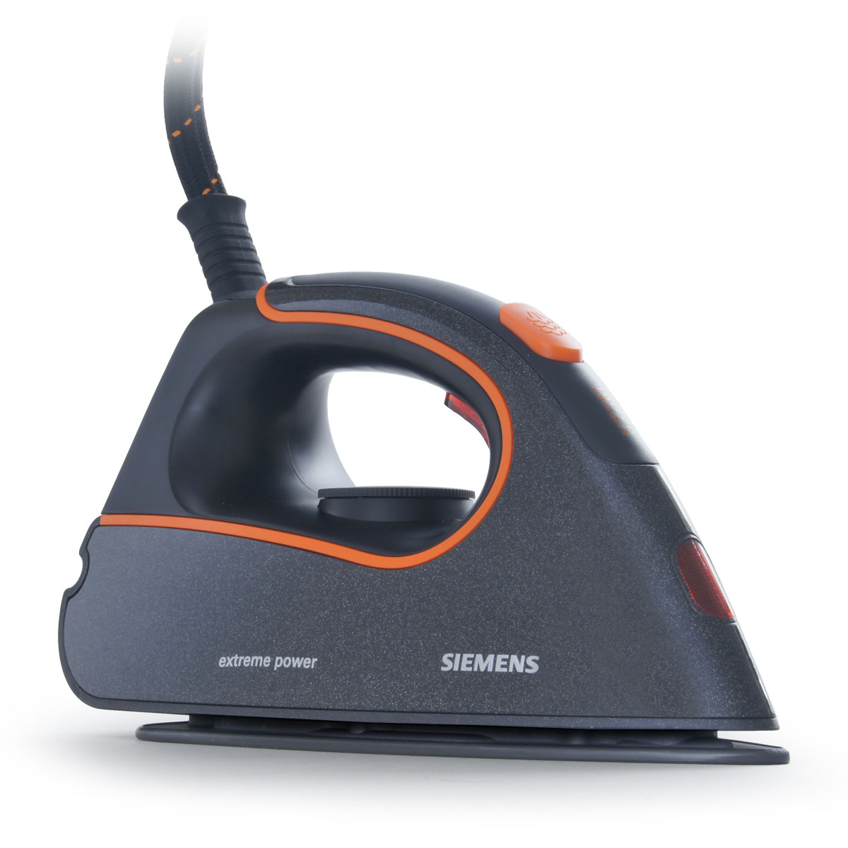 Steam Iron TS 20 designed by industrial designers d+e for Bosch Siemens Hausgeräte