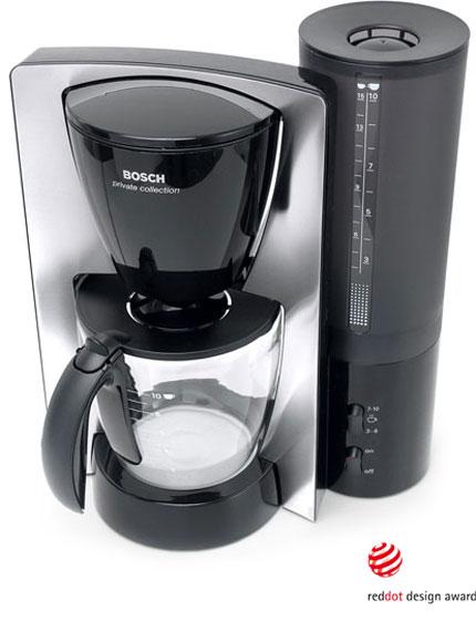 Design Kaffeemaschine Bosch Private Collection