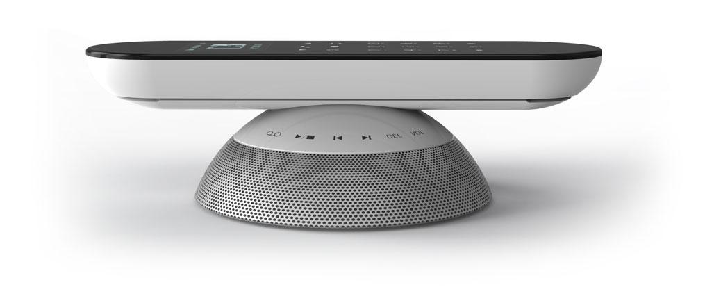 Conceptual Design Study Dect-Phone Industrial Designers d+e for CCT-Telecom