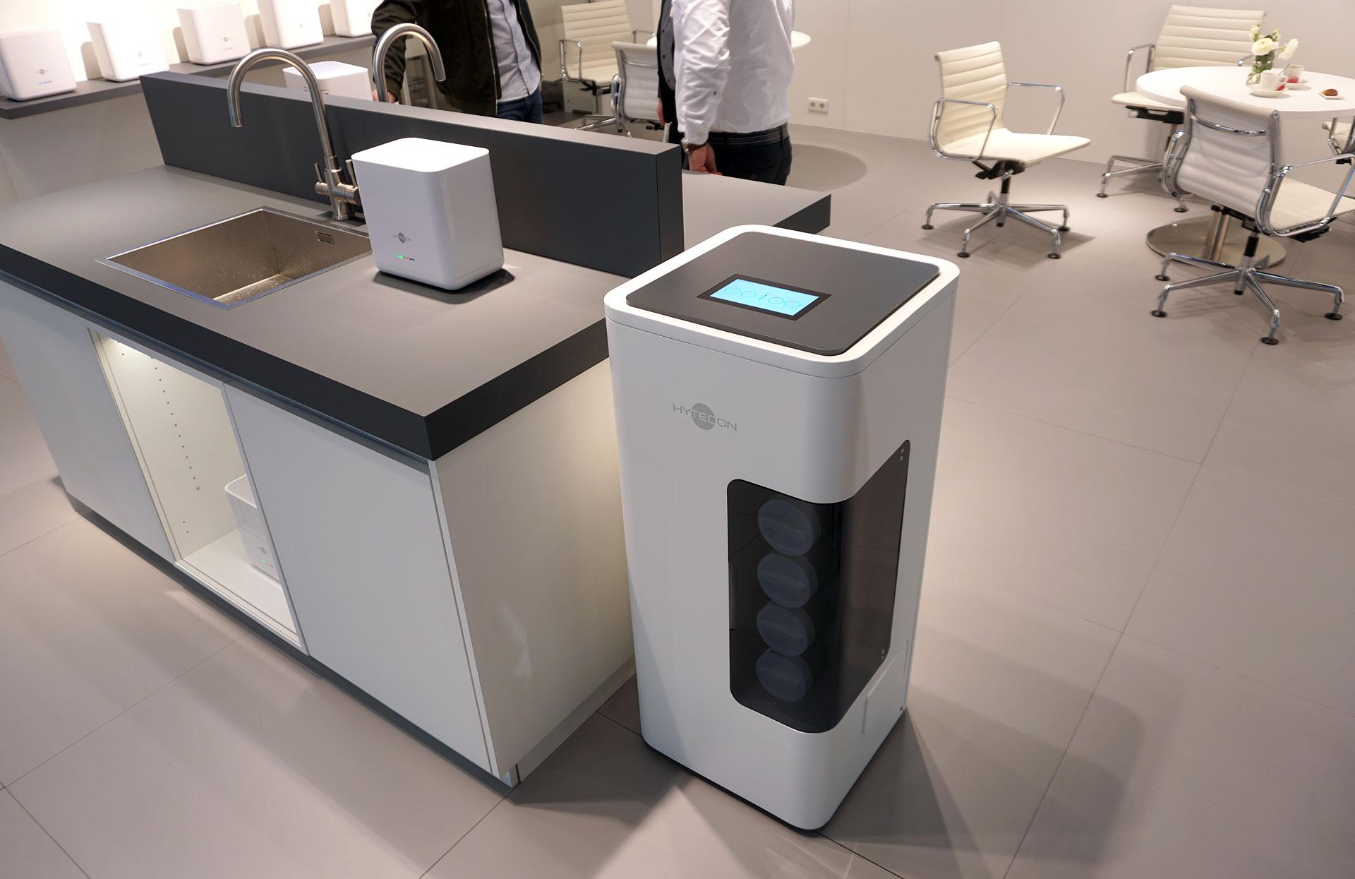 2 neuartige Wasserreinigungsgeräte auf der ISH 2019