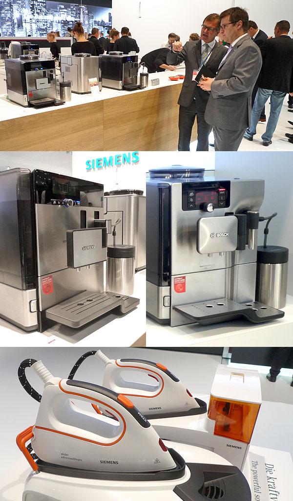 Industrial Design by daniels + erdwiens for Bosch und Siemens Hausgeräte