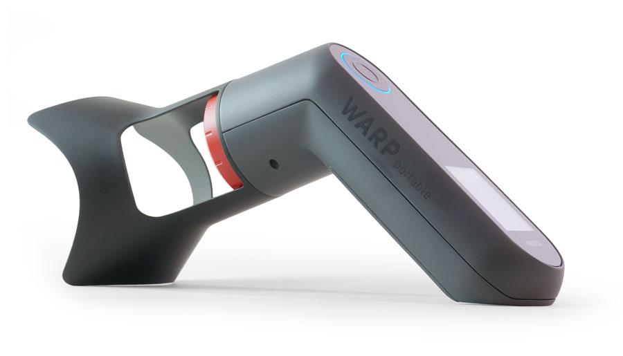 Produktdesign für iNOEX Messgerät Warp portable