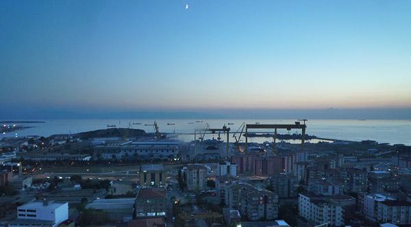 Istanbul Marmara-Sea