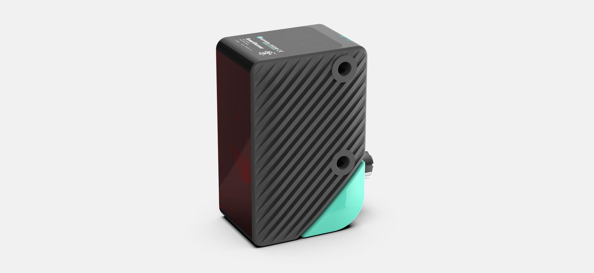 Laserlichtschnitt-Sensor Industriedesign für Pepperl+Fuchs