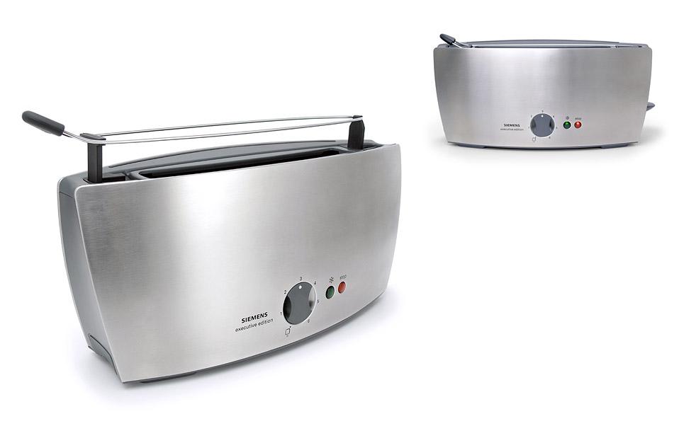 designer toaster edelstahl modischer schmuck 2018. Black Bedroom Furniture Sets. Home Design Ideas