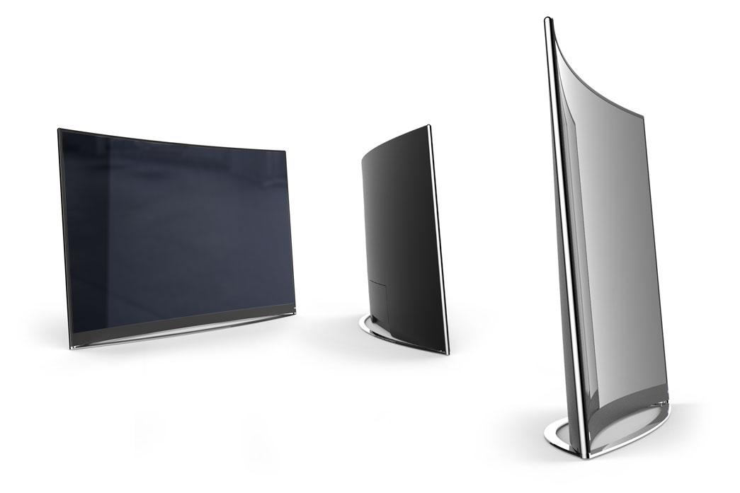 TV design concept