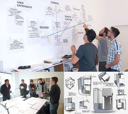 d+e designers thinktank usability innovation workshop