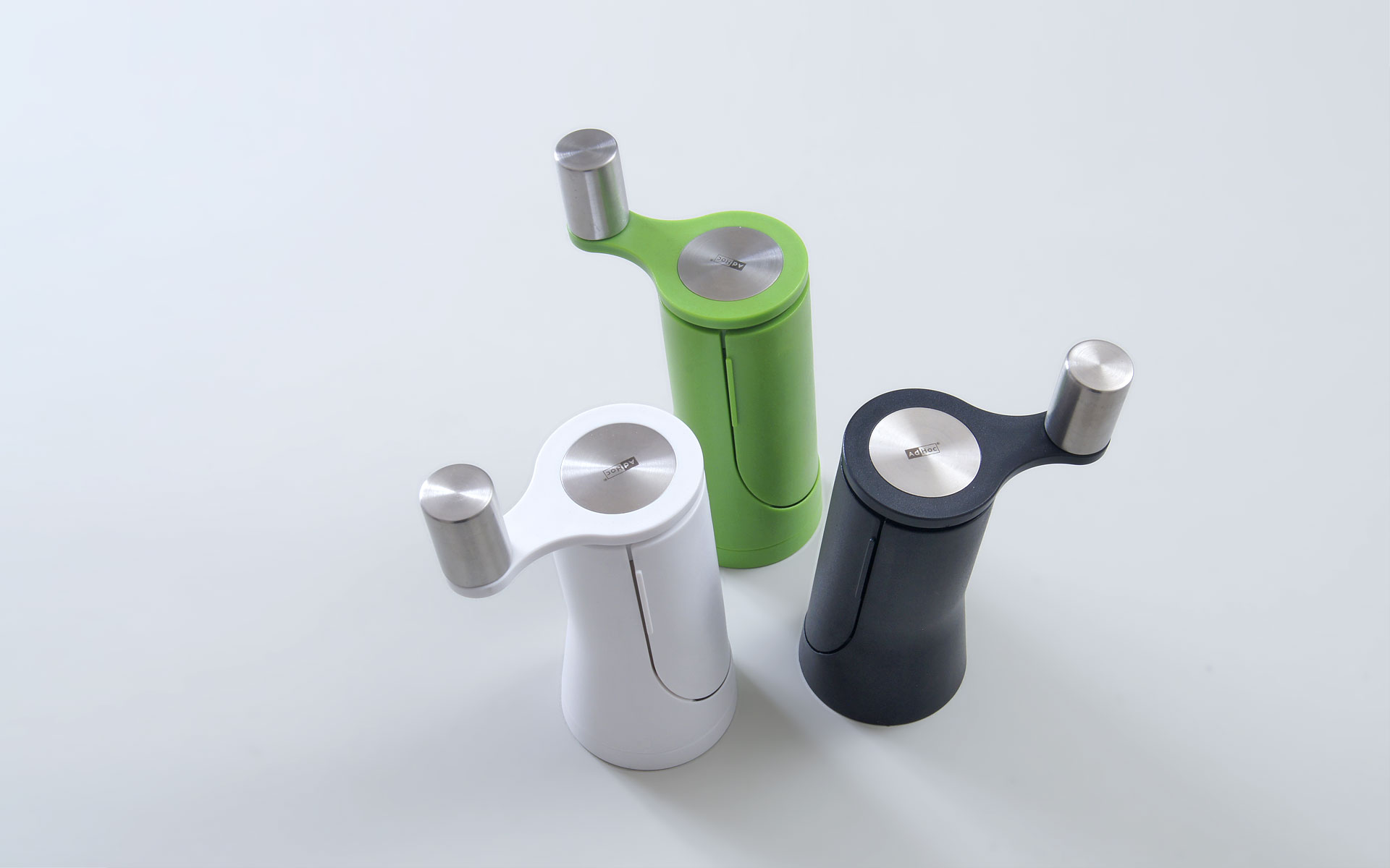 Käsemühle Pisa Produktdesign für AdHoc