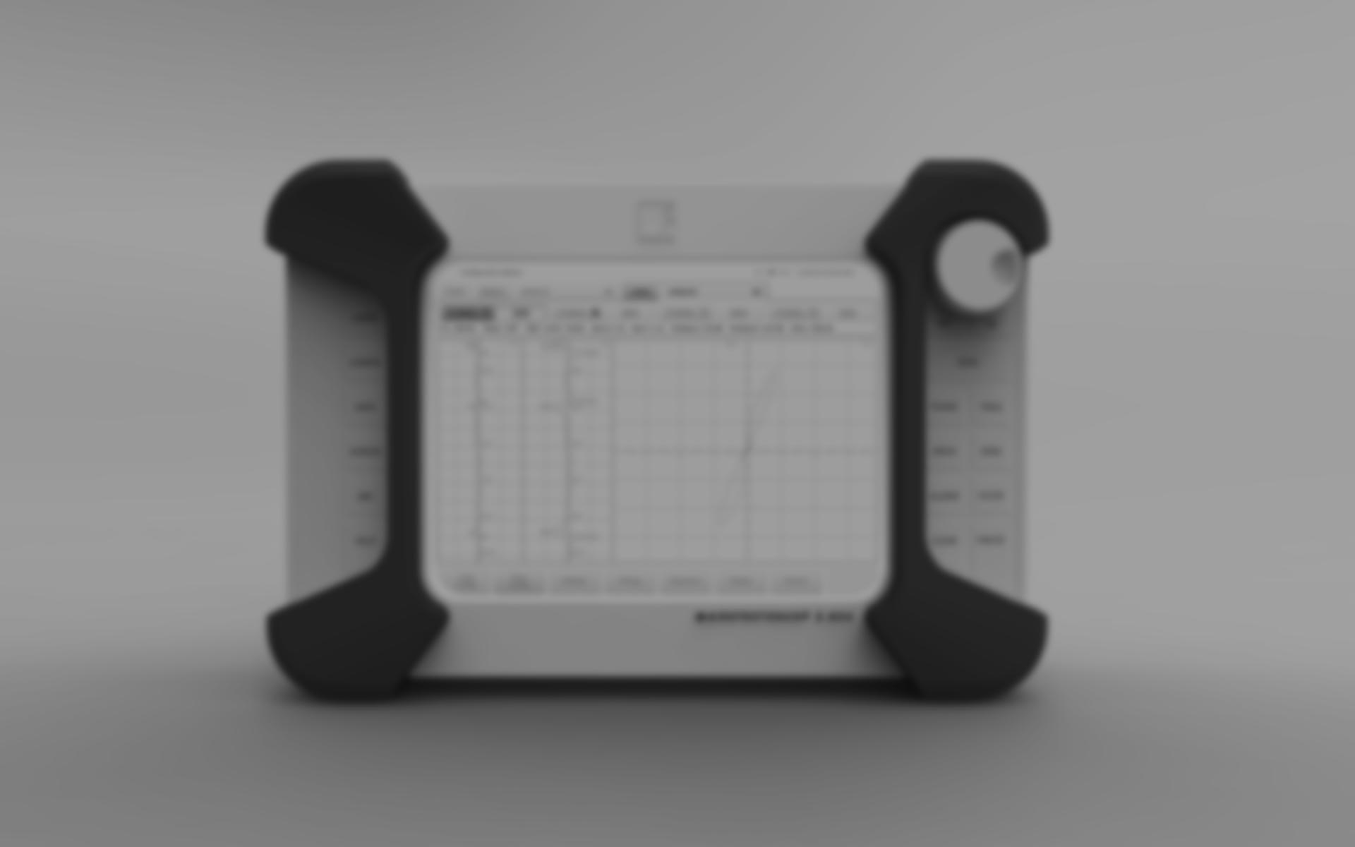 """Industrial Design Measuring Device """"Defectoscop"""""""