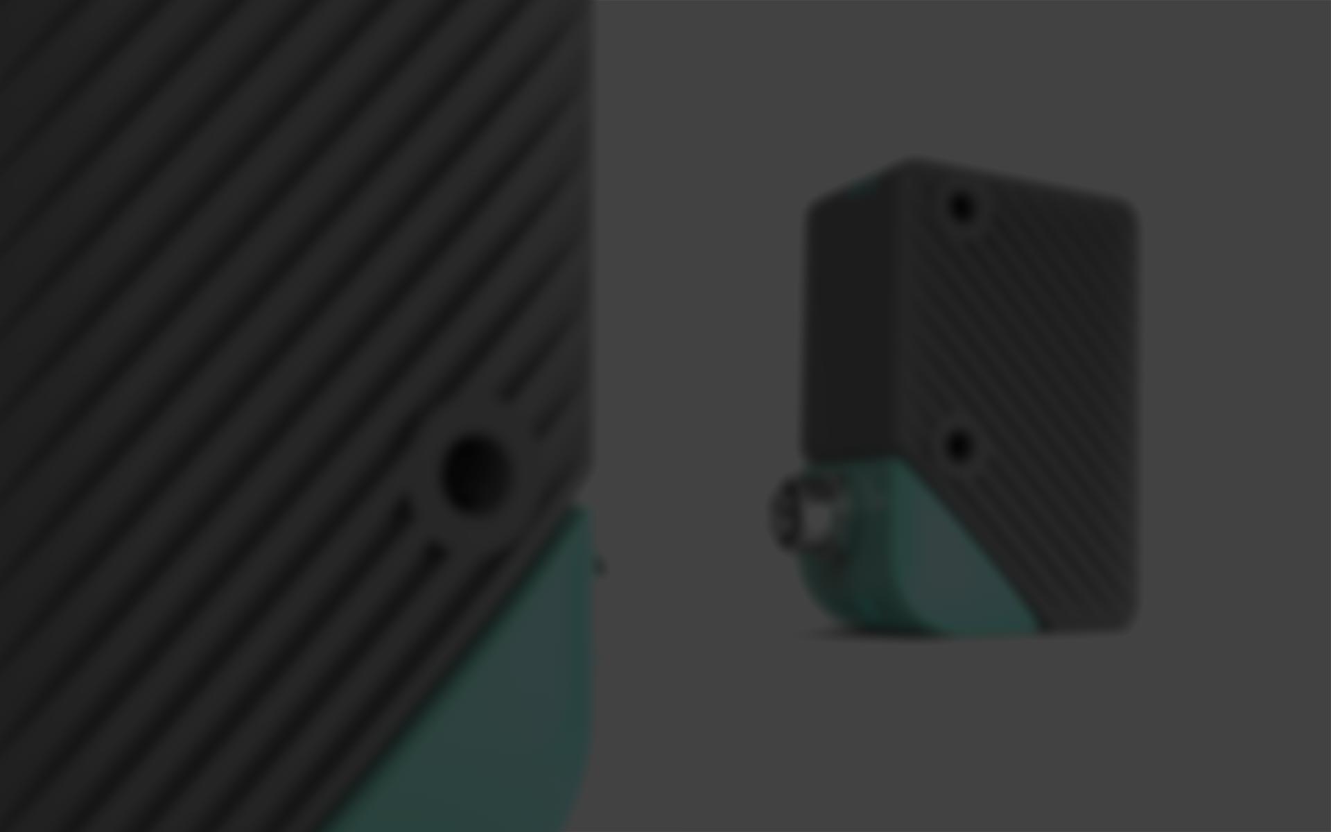 Laser Sensoren Produktdesign für Pepperl+Fuchs