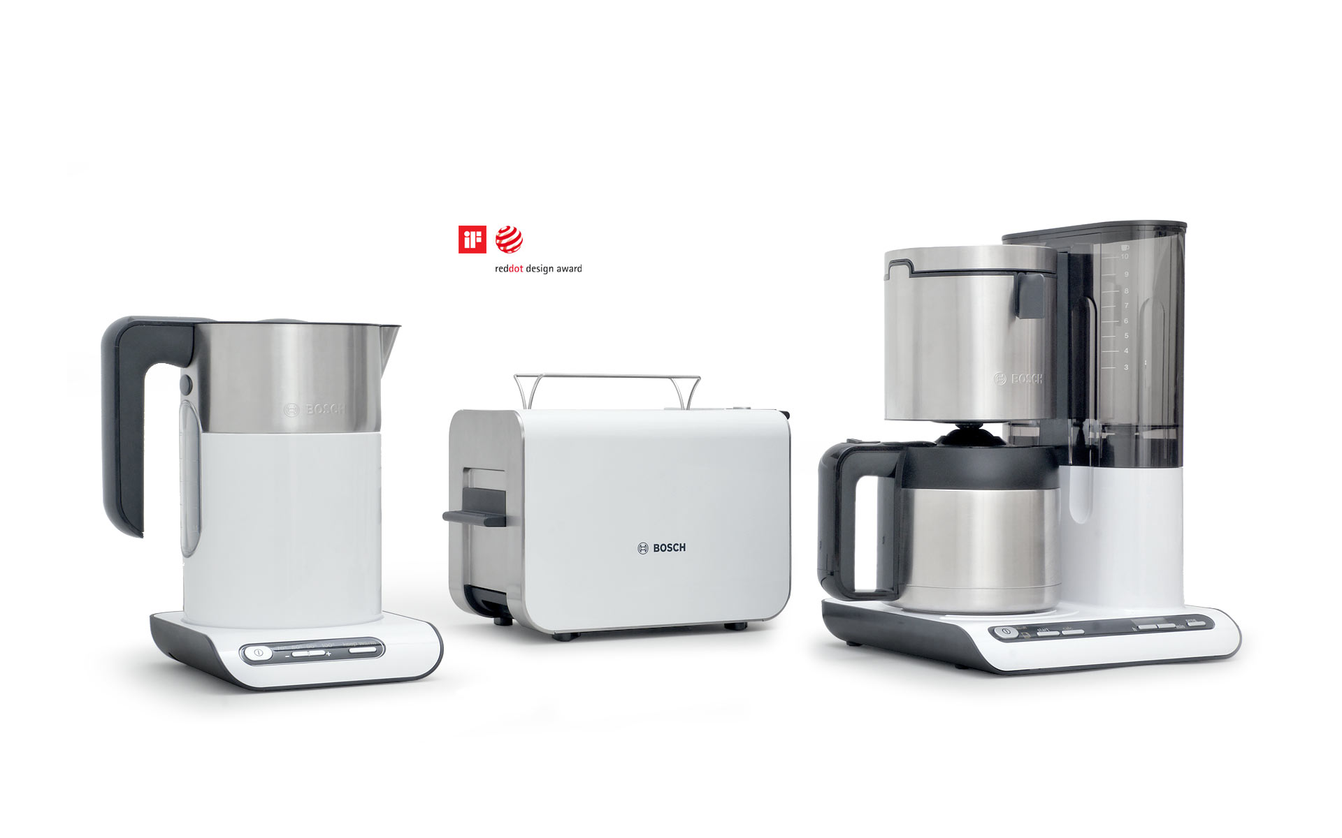 Series Of Small Kitchen Appliances Styline Toaster