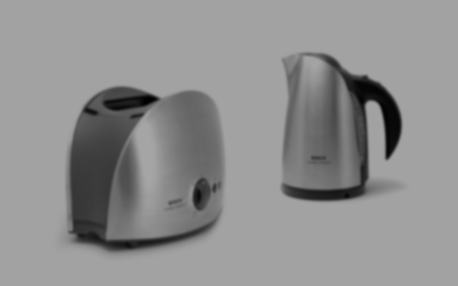 Series of small kitchen appliances Styline Toaster
