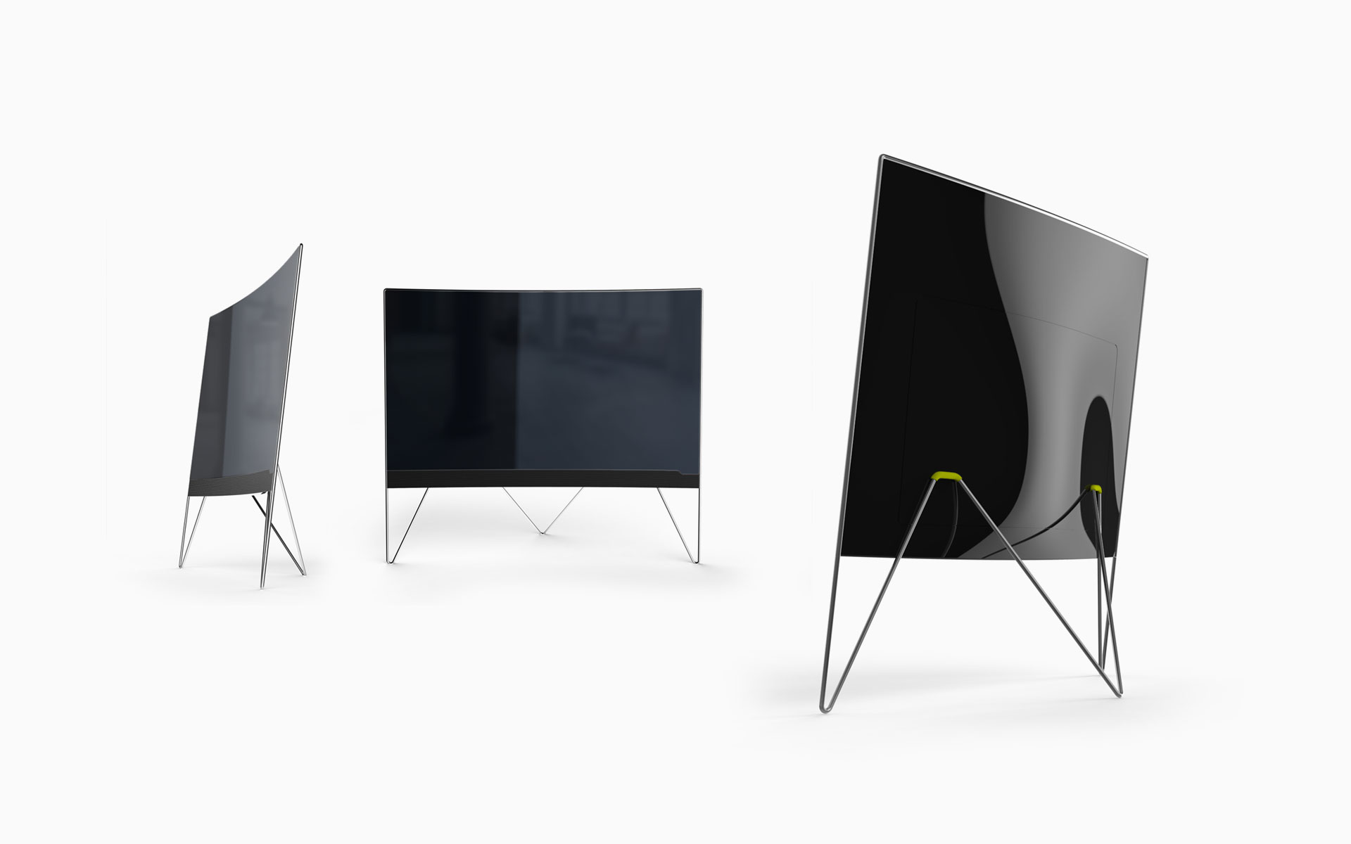 TV productdesign conceptual study