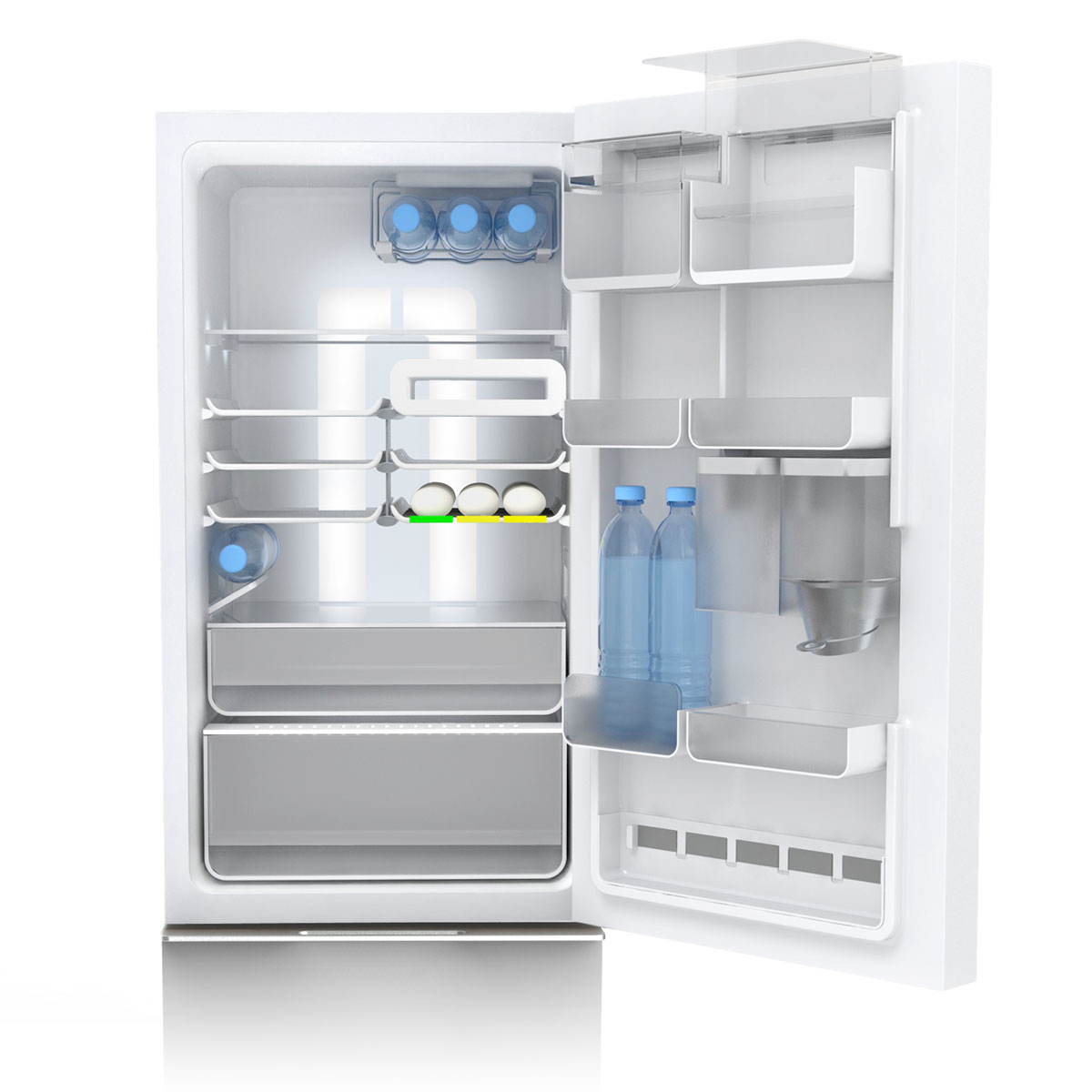 refrigerator design concept chinese market