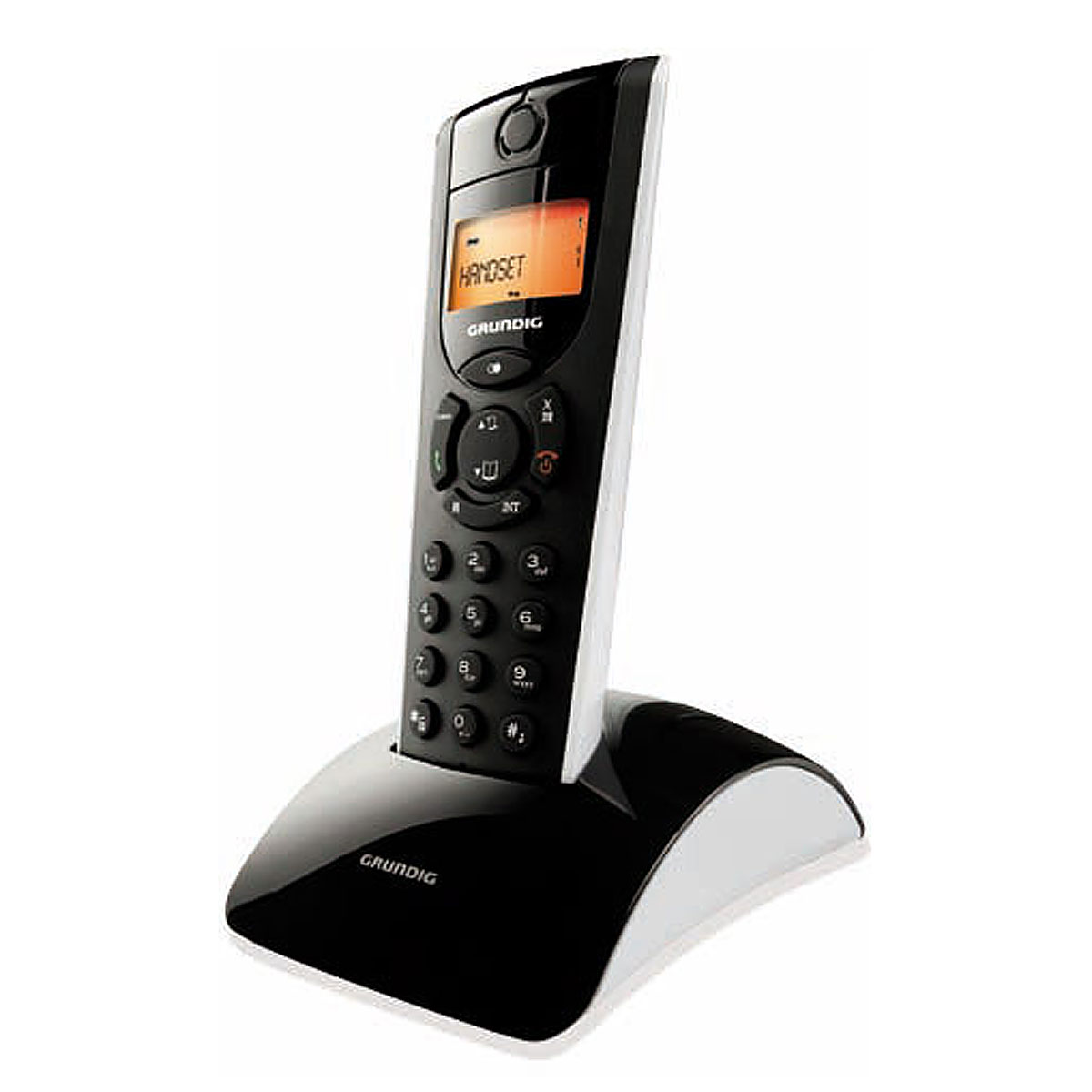 Industrial Design Grundig Selio Entry Level Dect Telephone