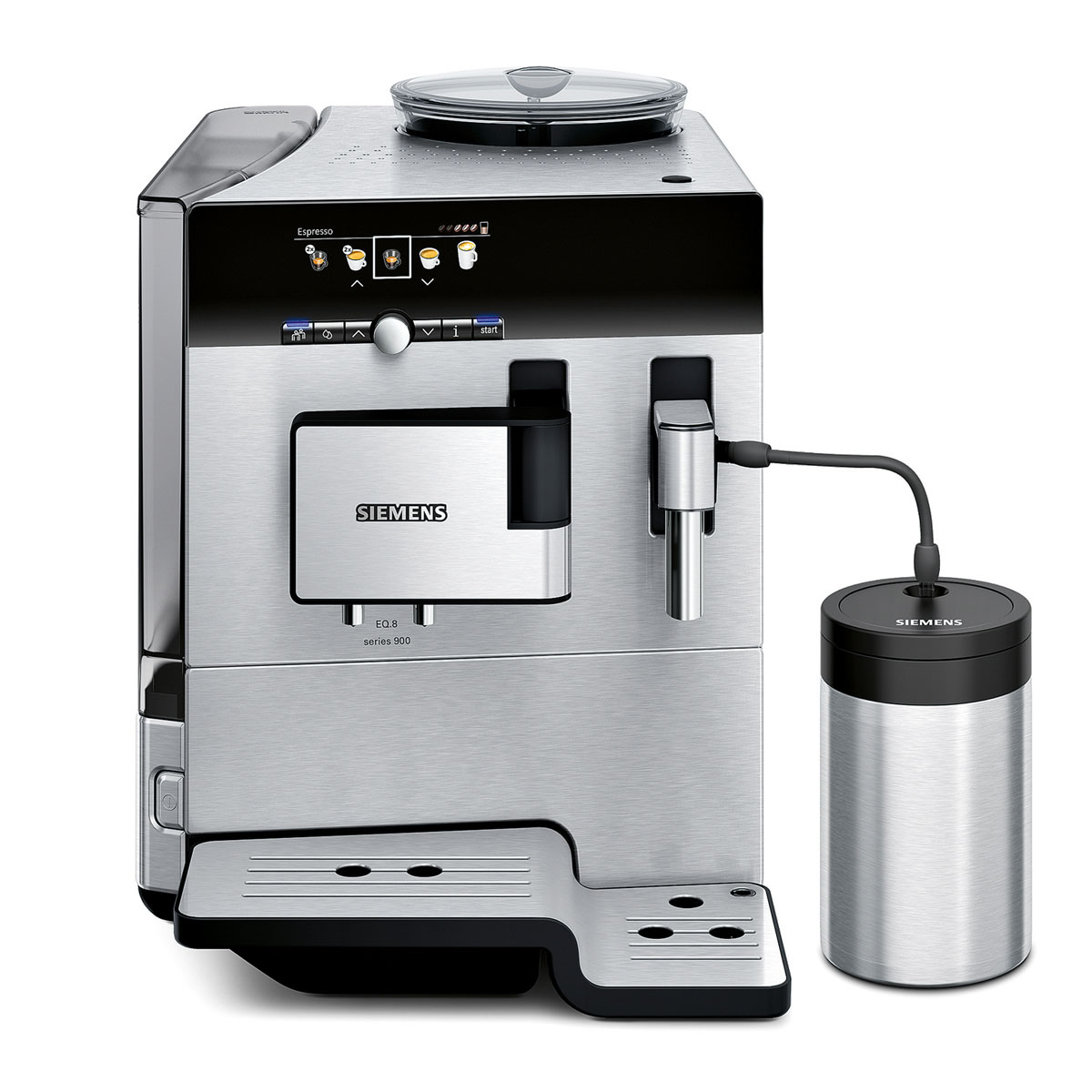Produktdesign Espresso Vollautomat EQ.8 für Bosch Siemens Hausgeräte
