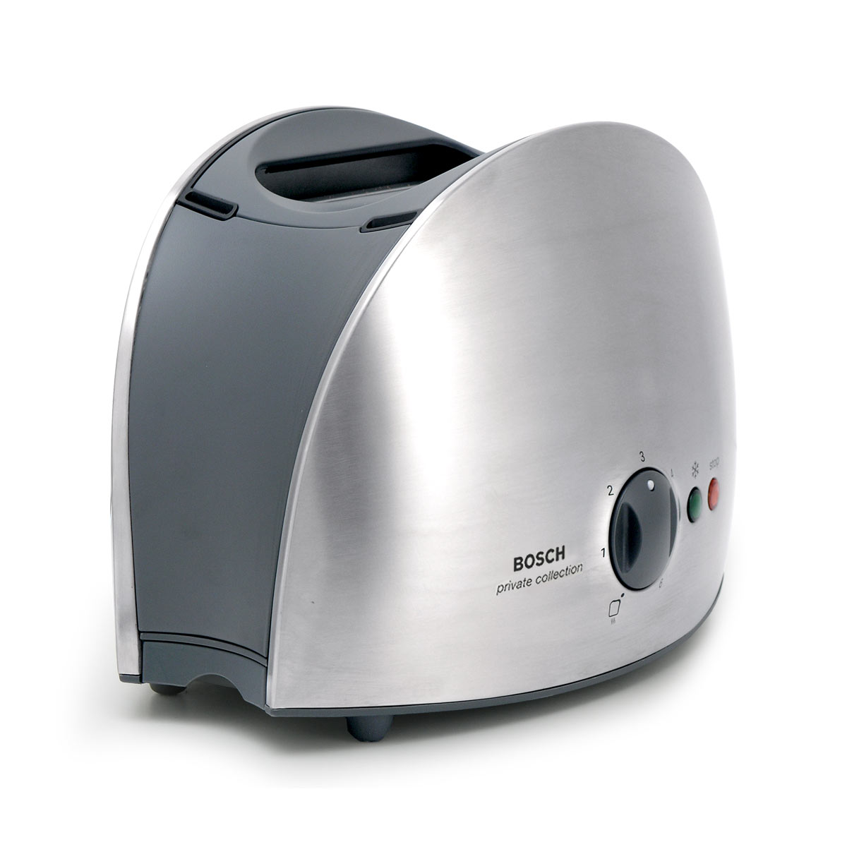 Productdesign Toaster for BSH